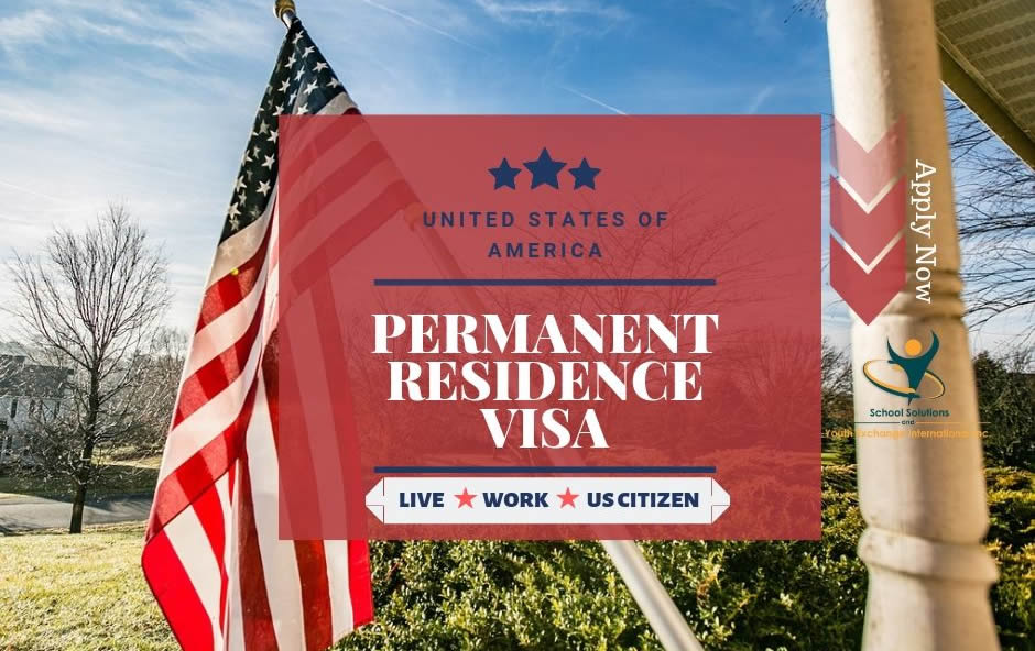 US Immigrant Visa - School Solutions and Youth Exchange